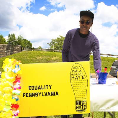 Equality PA at Walk Against Hate