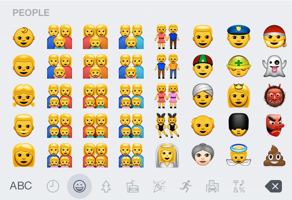 gay emojis