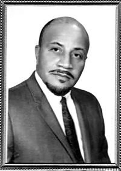 Edward Wesley Robinson. Photo | drrobinson.org