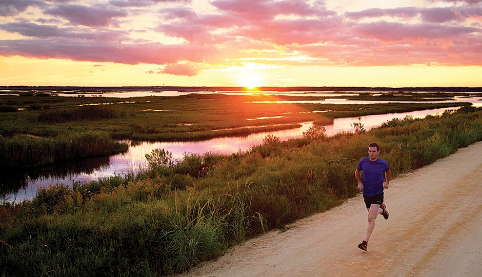 The Best Running Trails in Philadelphia and Beyond