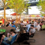 Philly knows it's close to summer when Morgan's Pier re-opens for the season, and this Thursday, you can get a little taste of the warm weather and sun to come as the outdoor beer garden welcomes back guests. This year, ChefNick Elmi, from TV'sTop Chef, will be at the helm, creating memorable snacks and meals that you'll be able to enjoy throughout the venue.Opens Thursday, April 30th, various times, Morgan's Pier, 220 North Columbus Boulevard.