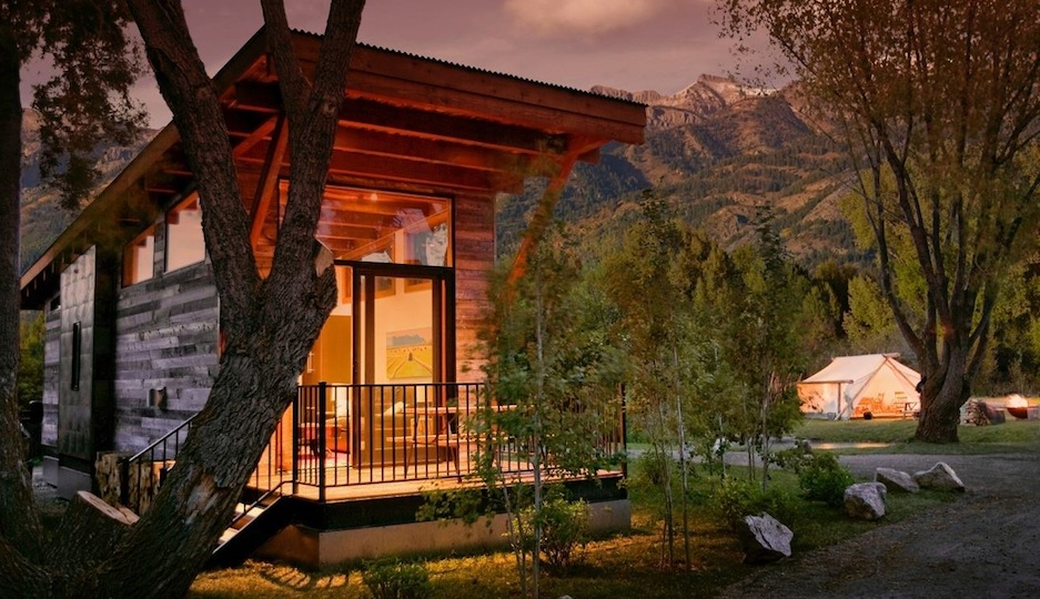 How about Fireside Resort in Jackson Hole? Facebook.com/FiresideResort