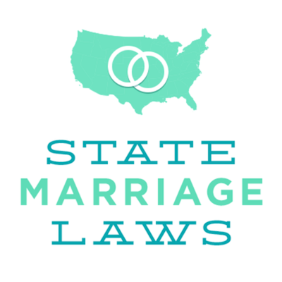 Screenshot from Wedding Wire's Marriage Laws by State.