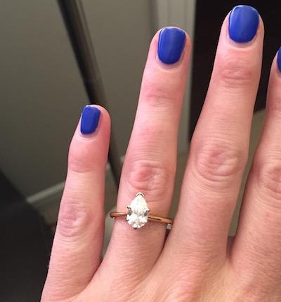 Cat's ring!