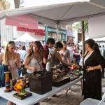 One of the most anticipated events of the season, the Rittenhouse Row Spring Festival is this Saturday, and you'll be sure to have a great time roaming down Walnut Street. There will be food from Continental Midtown, HipCity Veg, A. Bar, Oyster House, and plenty more, plus cocktails to wash everything down. Don't forget live music and plenty of shopping. Get there early! Saturday, May 2nd, 12:00 pm, free, Various locations throughout Walnut Street.