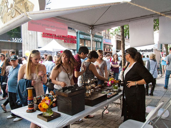 One of the most anticipated events of the season, the Rittenhouse Row Spring Festival is this Saturday, and you'll be sure to have a great time roaming down Walnut Street. There will be food from Continental Midtown, HipCity Veg, A. Bar, Oyster House, and plenty more, plus cocktails to wash everything down. Don't forget live music and plenty of shopping. Get there early!Saturday, May 2nd, 12:00 pm, free, Various locations throughout Walnut Street.