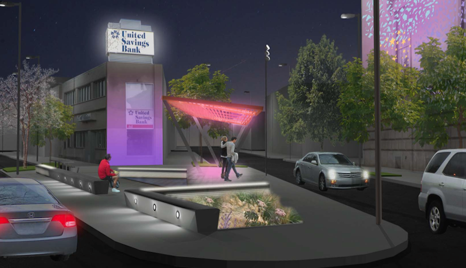 An updated East Passyunk Gateway | Courtesy PARC