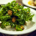Vegan Commissary Kale Salad