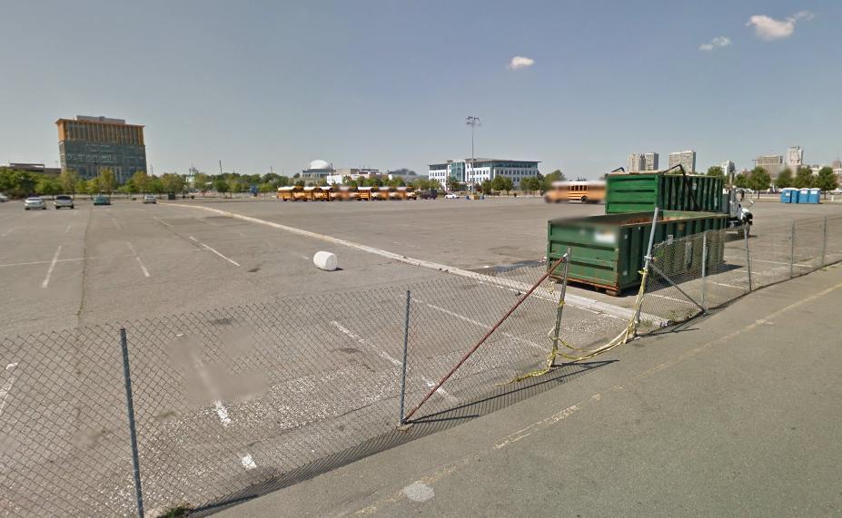 Camden's waterfront | Via Google Street View