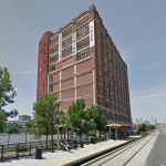 Radio Lofts at Front and Cooper Street | Google Street View