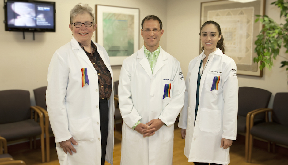 Einstein Healthcare Network Opening Gynecology Clinic for Lesbian