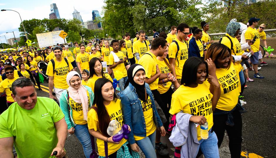 Walk Against Hate