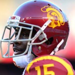 USC WR Nelson Agholor. Jake Roth / USA Today