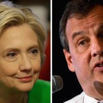 clinton - christie