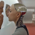 Scene from Ex Machina