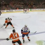 Brayden Schenn game-winner Flyers
