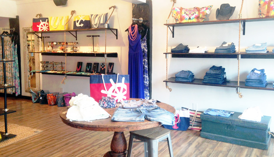 How perfectly nautical is Frey Boutique in Ocean City?