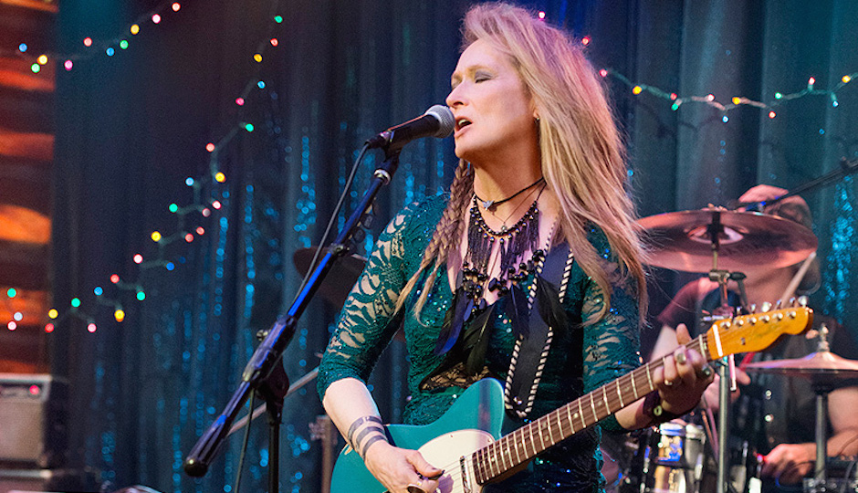 Streep in Ricki and The Flash