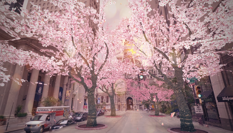 Image by Google Street View and Sakura Dream Lux