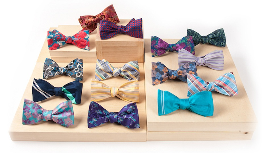 Here's Tie the Knot's summer collection! Instagram.com/tietheknotorg