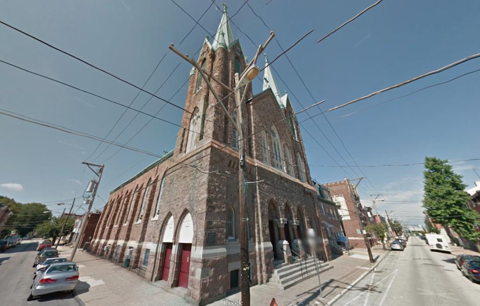 st-laurentius-church