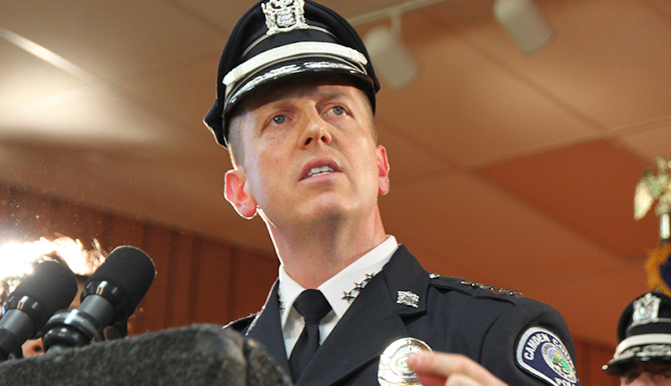 camden police chief
