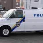 police-van