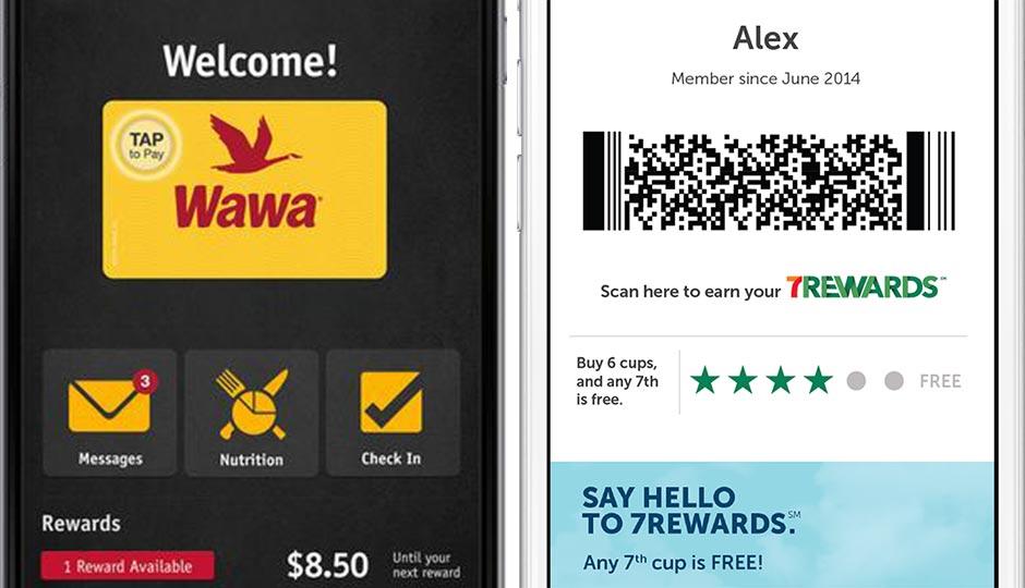 wawa 7 eleven rewards apps 940x540 - Free Gift Card Rewards