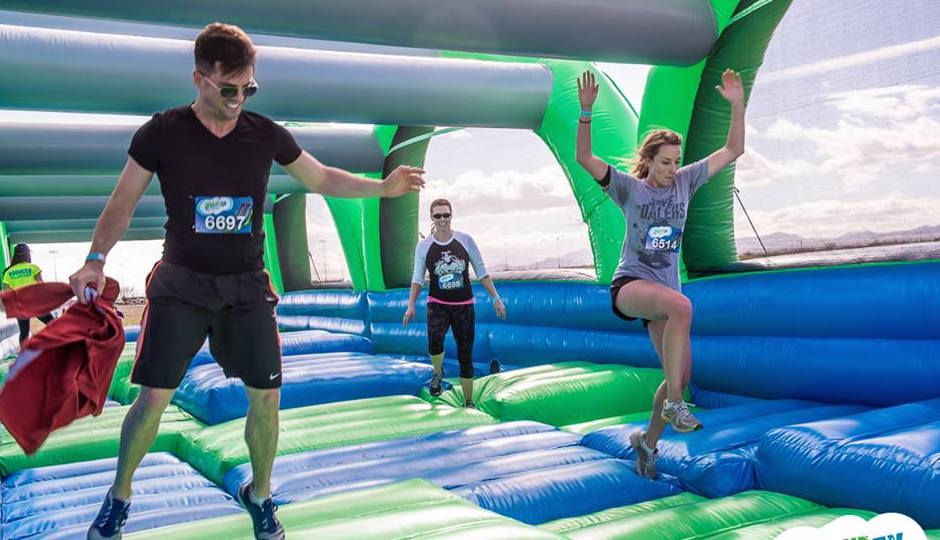 Image result for Insane Inflatable 5K Philadelphia