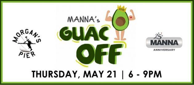 MANNA's 3rd Annual Guac-Off