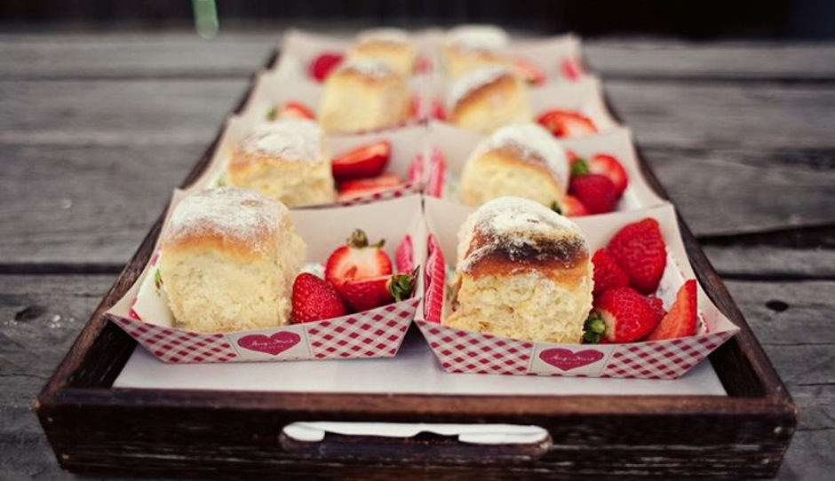 Your guests will love these darling strawberry shortcake desserts.
