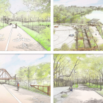 2013 Concept sketches of Bartram's Mile