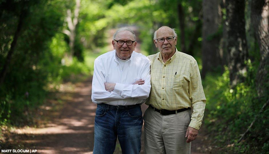 Norman MacArthur and Bill Novak