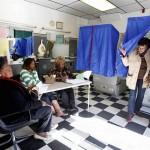 Election Day in Philadelphia  in 2010 | Photo by AP/Matt Rourke