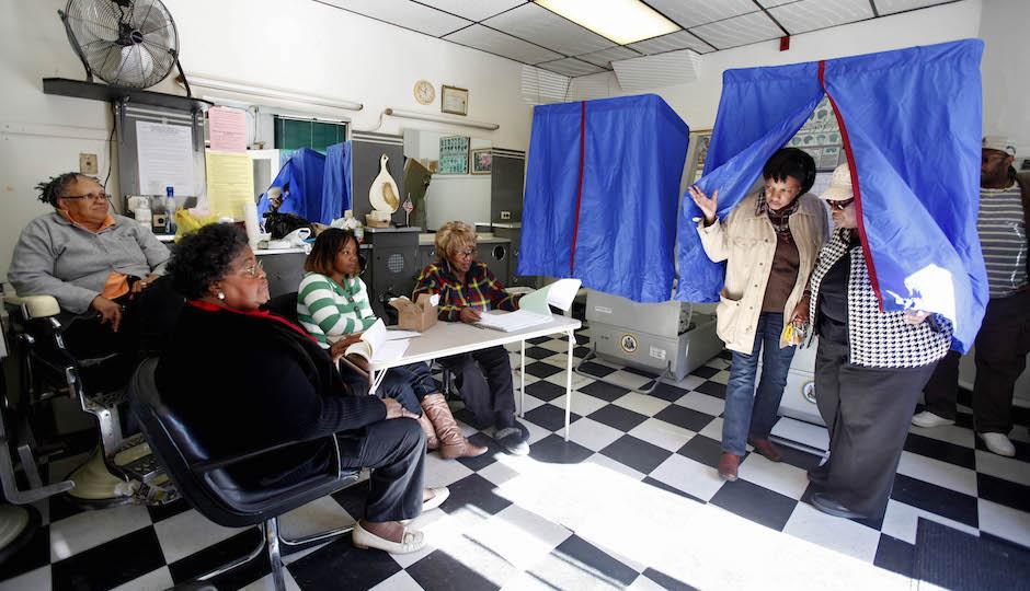 APTOPIX America Votes