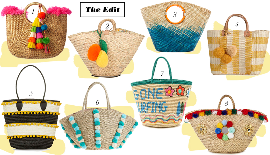 The Edit: 10 Beach Bags You'll Want to Carry Every Day ...
