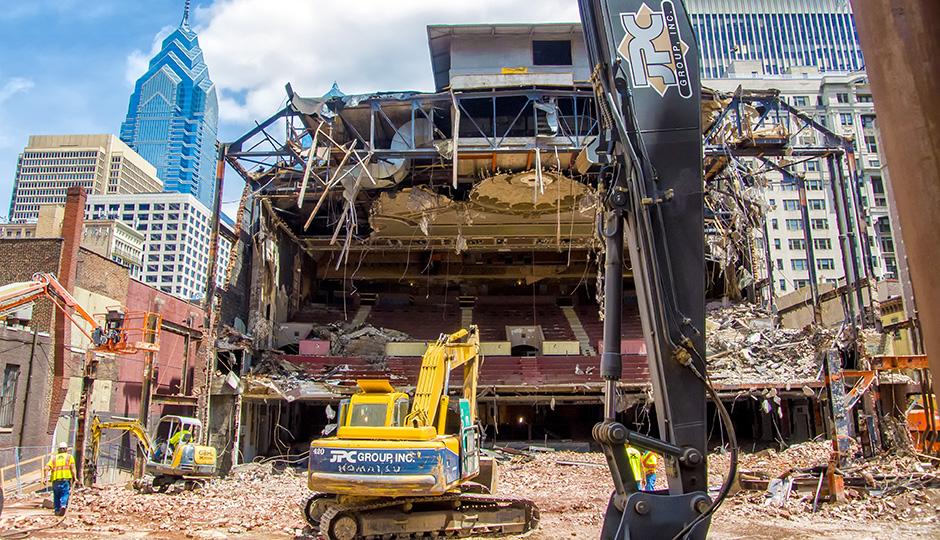 Boyd Theatre Philadelphia
