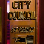 City Council Entrance