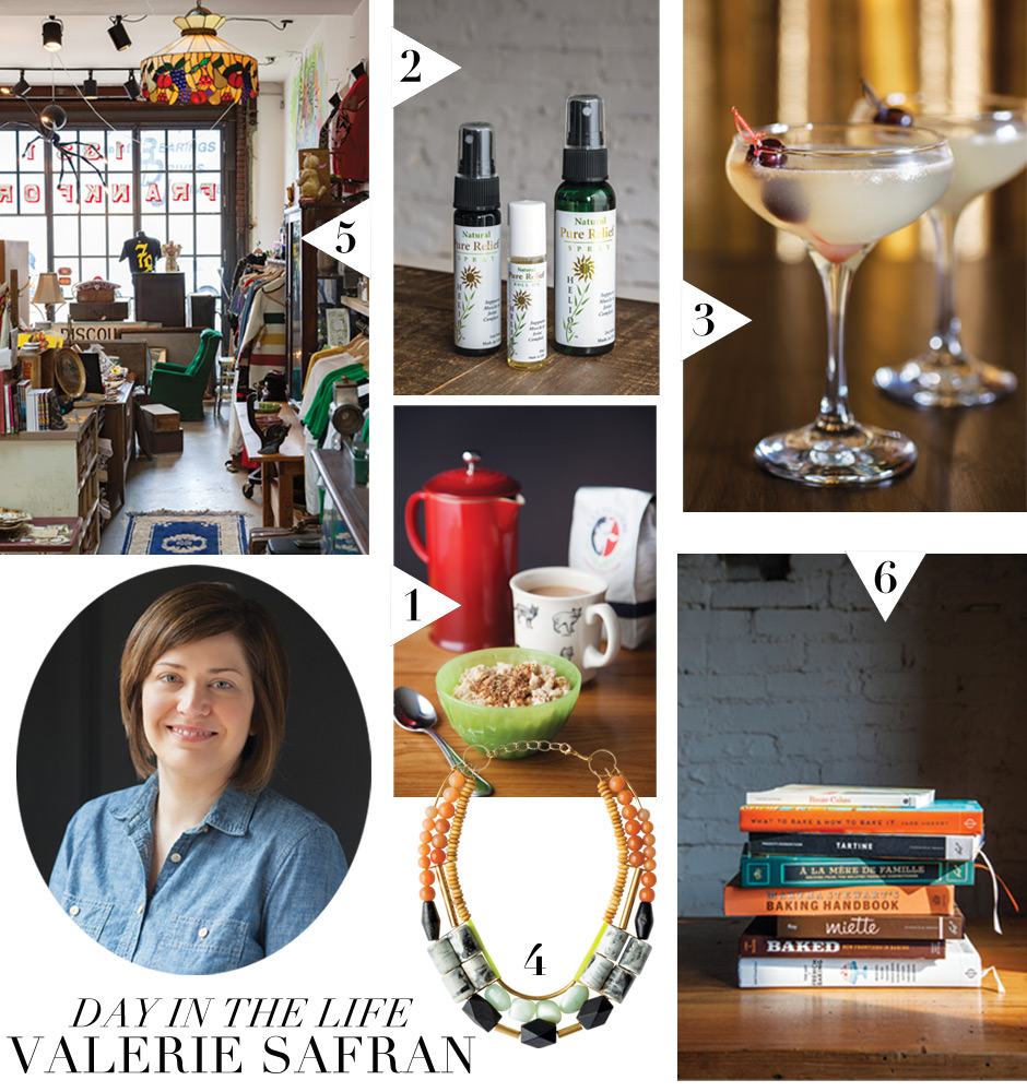 Safran's favorite sips, spots and goods | All photos by Courtney Apple