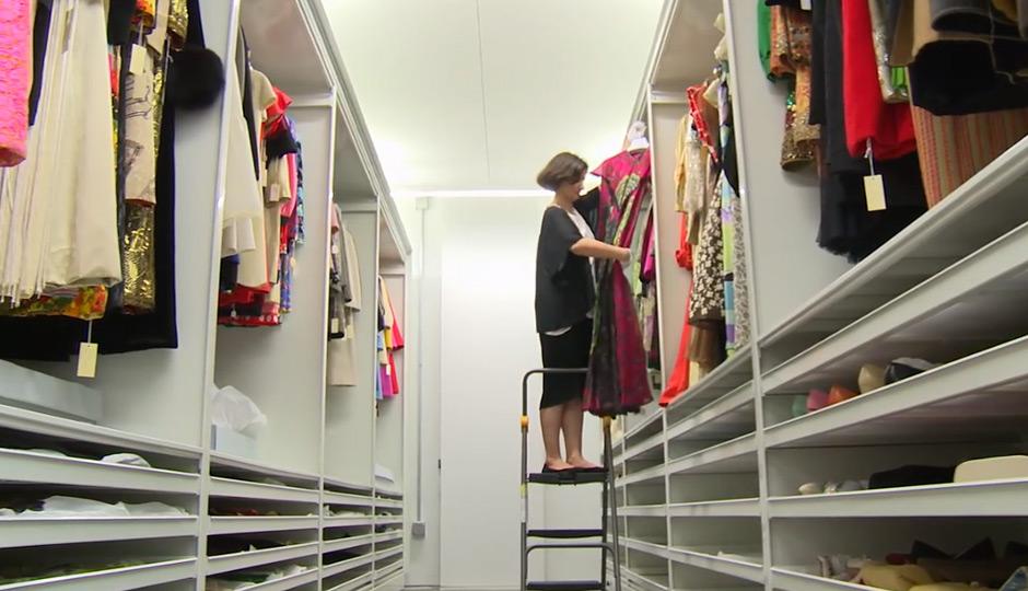 Dream closet status | Screenshot via Youtube
