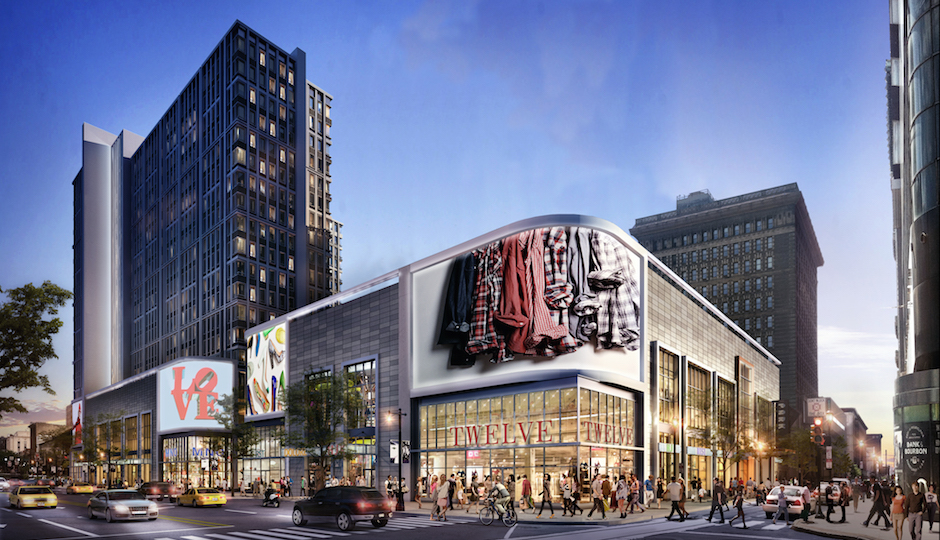 Here's 12th and Market | Via National Real Estate Advisors and BLTa