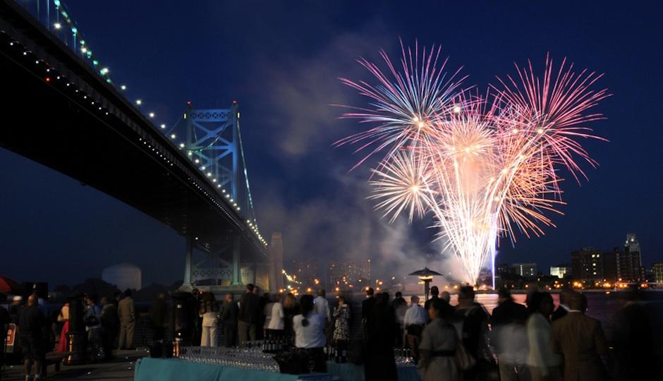 Fireworks Header