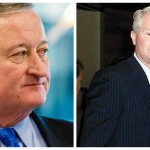 L to R: Jim Kenney and John Dougherty | Photos by Jeff Fusco