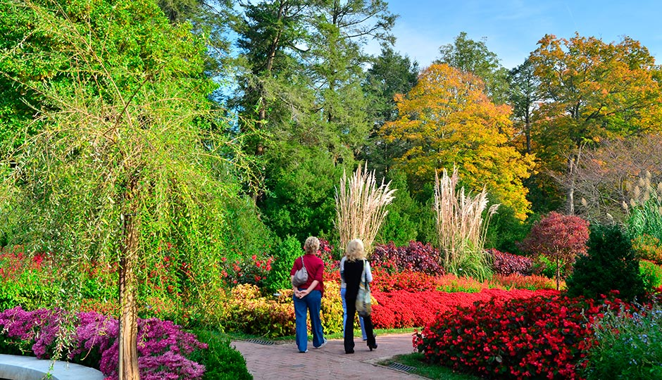 12 Great Gardens to Take Mom to for Mother\'s Day – Philadelphia Magazine
