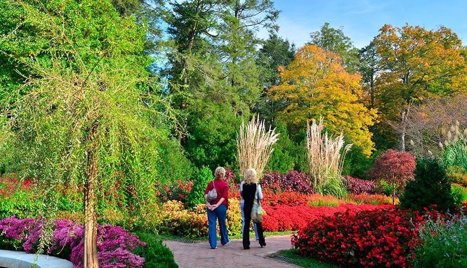 Longwood Gardens. Photo | B. Krist for Visit Philadelphia