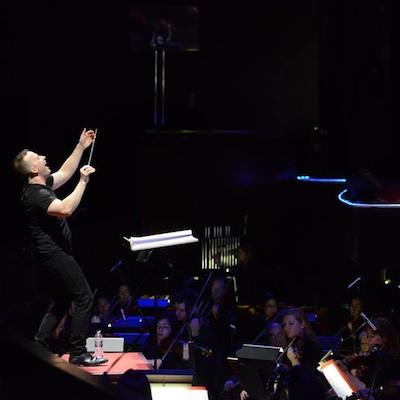 Nezet-Seguin conducting 'MASS.'