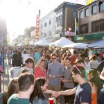 Over 55,000 people turned out for South Street Spring Festival