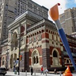 The Historic Landmark Building at PAFA | Photo: GPTMC