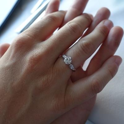 Lauren's ring!