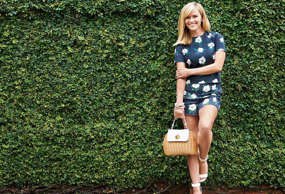 Reese Witherspoon Launched a Southern-Inspired Clothing ... Reese Witherspoon Clothing Line